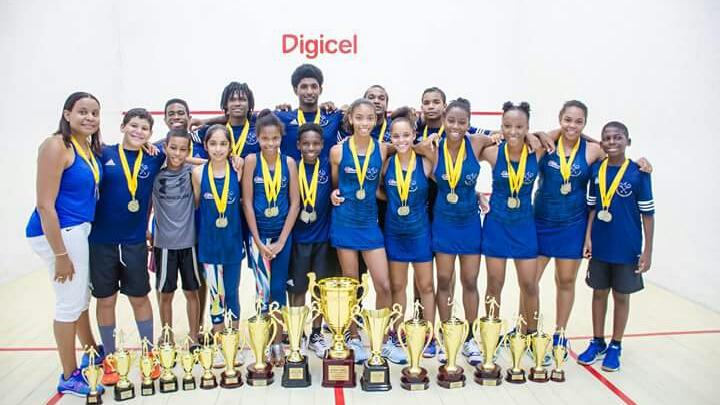 2017 Barbados Junior CASA Champions