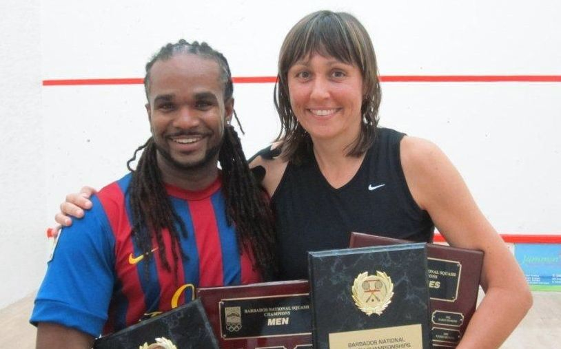 Gavin Cuberbatch and Karen Meakins were crowned National Champions 2013 in the mens and womens open categories respectively.