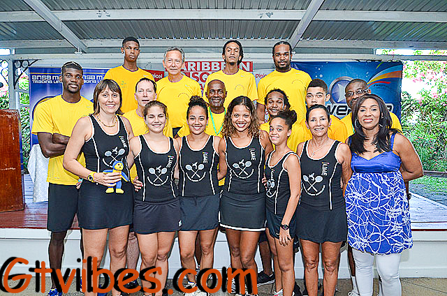 Barbados Senior National Team (2013) finished second in the 2013 CASA Championships.